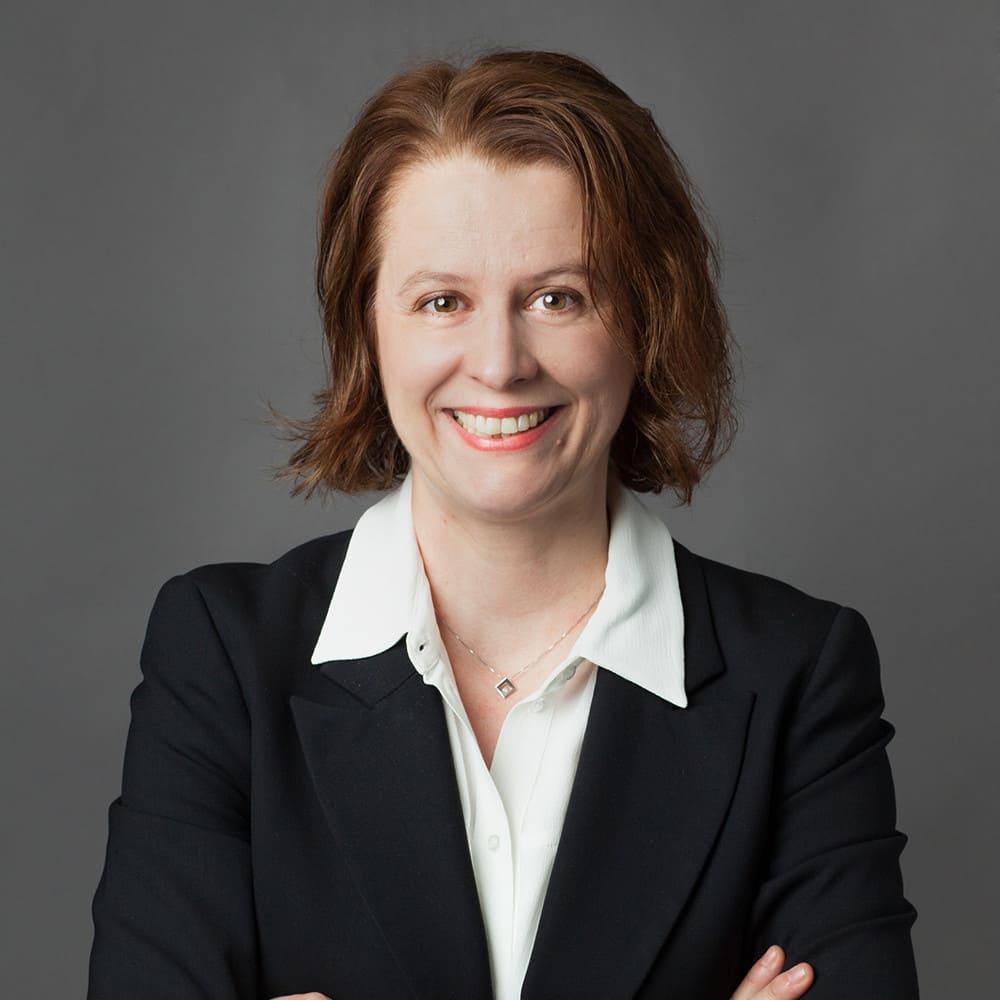 Nancy Dubois, associée chez Baum & Cie cabinet d'avocats à Paris
